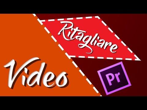 Come Ritagliare un video in Adobe Premiere | Trim Effect