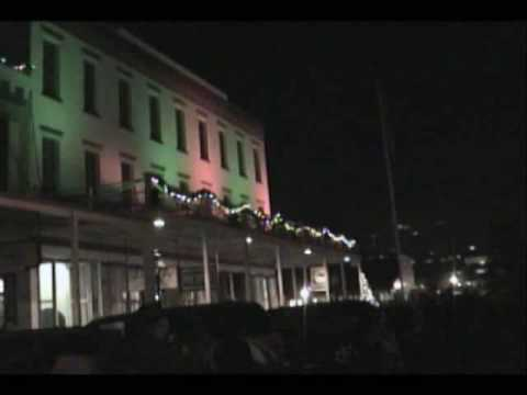 holiday theatre of lights old sacramento ca youtube
