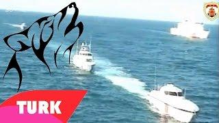 Turkish Coast Guard Rescues A Stranded Greek Coast Guard Boat