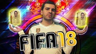 У Роналду дриблинг 90?   Рейтинги игроков Реала в FIFA 18