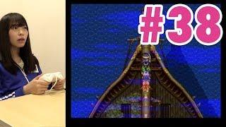 NMB48の石塚朱莉(あんちゅ)がドラゴンクエスト3を実況 Part38 毎週火...