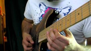 Synchronal Steps Keyboard solo - Alex Argento (Tom Quayle)