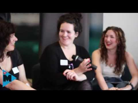 PRS for Music Women in Music panel: part one