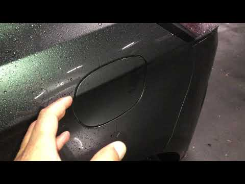 FORD VEHICLES NEWER MODELS - HOW TO OPEN GAS CAP