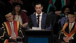 Liam Malone - Graduation Speech May 2017
