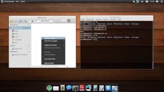 Linux Terminal und Bash Grundlagen Teil 1 - Einleitung und Navigation im Dateisystem