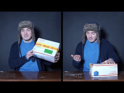 """Opened By Customs & Leaking Powder?!"" 