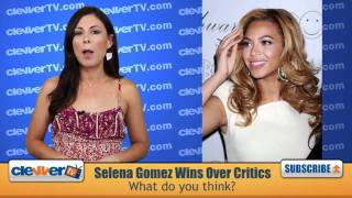 Selena Gomez Outscores Beyonce in NY Post Review