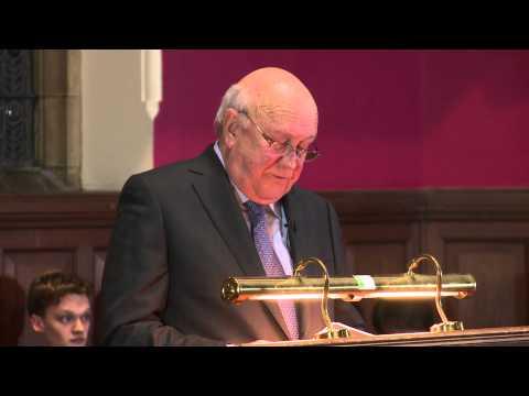 F.W. De Klerk | Full Speech | Oxford Union