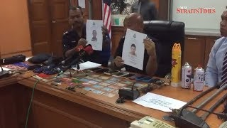 Cops cripple 'Alza Boys Gang', 7 robbery cases in Terengganu, Kelantan solved