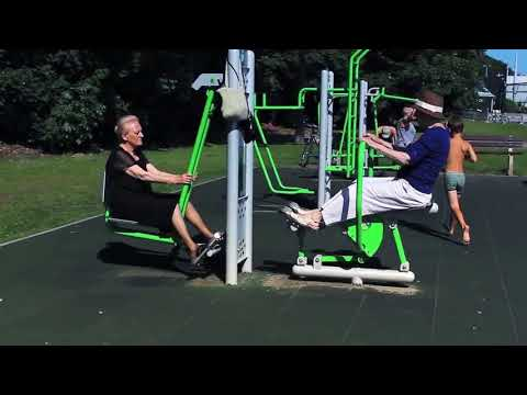 08669e12d Outdoor Gym & Fitness Equipment | Park Exercise Equipment