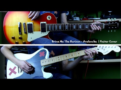 Bring Me The Horizon - Avalanche | Guitar Cover