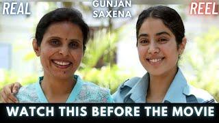 Gunjan Saxena : The Kargil Girl   Who is Gunjan Saxena   Real Life Story   Failure denied