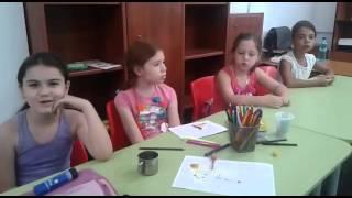 Cantecele pentru copii in limba engleza