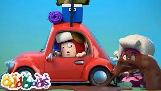L'Esorbitante Viaggio | Oddbods | Cartoni Animati Divertenti per Bambini