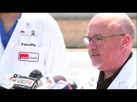 Hospital officials provide update on those injured in Texas school shooting