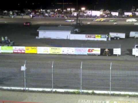 Red River Valley Speedway 2010, Street Stock Feature 5/28 part 2