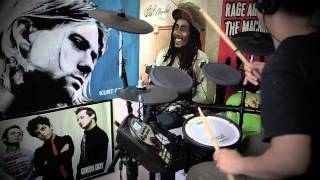Paralyzer-Finger Eleven (drum cover)