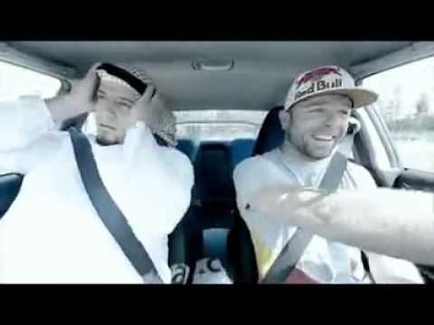 Abdo Feghali Drifting In SO Funny Way.mp4