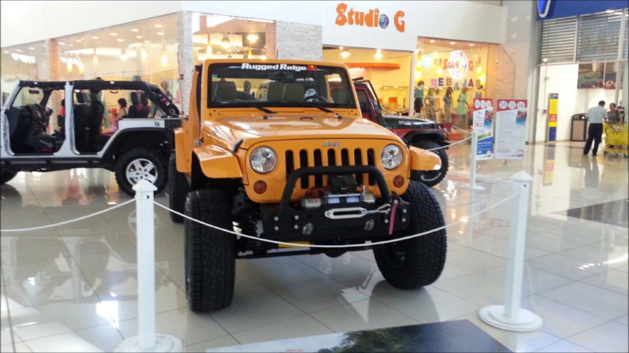 Exposicion Vehiculos 4x4 Offroad De Republica Dominicana Youtube
