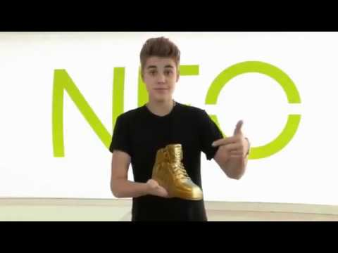 Adidas Neo Justin Bieber Shoes