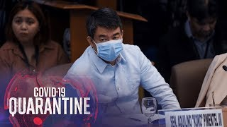 'homebody' Koko Pimentel Denies He Violated Coronavirus Self-quarantine | Anc