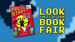 Press Start!: Super Rabbit Boy vs. Super Rabbit Boss! by Thomas Flintham