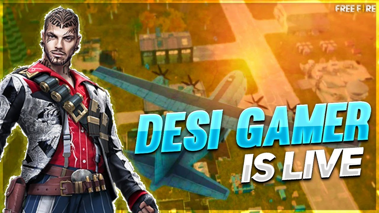 Free Fire/ GTA Live With AmitBhai    Solo Practice Gameplay    Desi Gamers