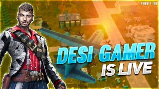 Free Fire/ GTA Live With AmitBhai || Solo Practice Gameplay || Desi Gamers