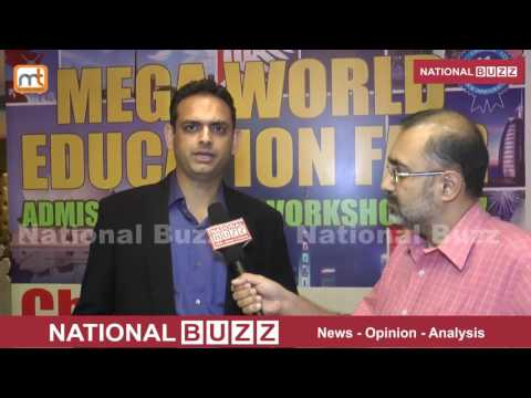 CHARMS EDUCATION ANNOUNCES MEGA WORLD EDUCATION FAIRS IN REGION