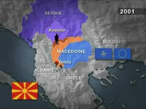 Mit offenen Karten Mazedonien