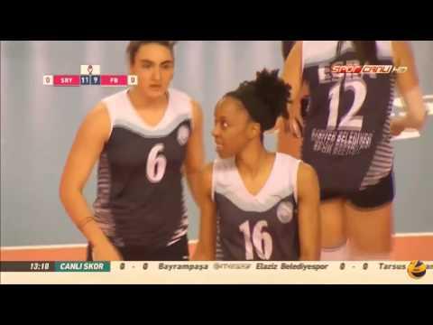 [REPLAY] Sariyer vs Fenerbahçe   Turkish Women's Volleyball League 201 2017 22 01 2017