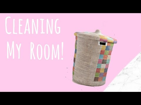 Cleaning my room| CCC101