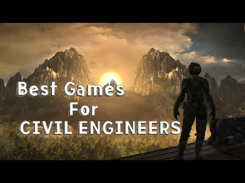 Top 5 Civil Engineering Games