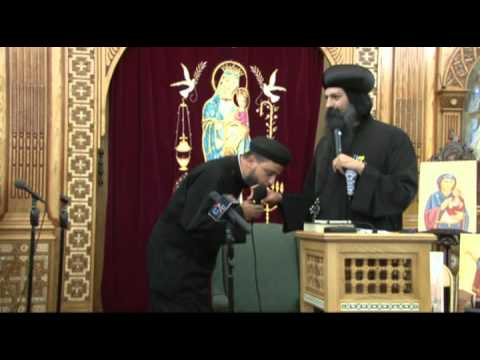 Fathers at the Oriental Orthodox Conference 2011