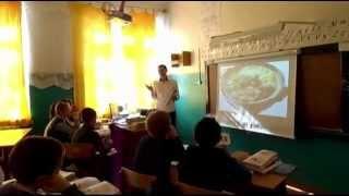 """открытый урок тема """"ГОТОВИМ САМИ"""" англ.язык"""