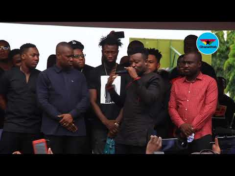 Highlights of one week memorial service for Ebony Reigns
