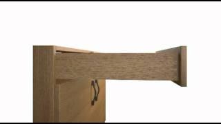 Ultima Furniture Dovetail Drawer