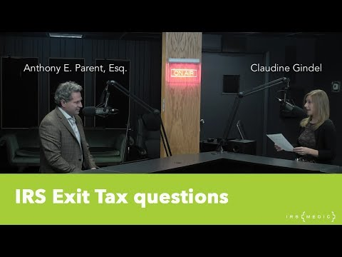 Thinking of renunciation? Common US exit tax questions