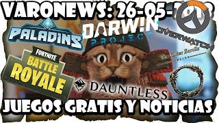 #Juegos #gratis y Noticias: #Fortnite, State Of Decay 2, #Overwatch, CyberPunk 2077, Death Stranding