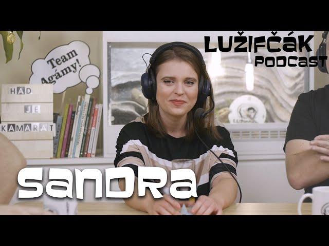 Lužifčák #25 Sandra Sviteková