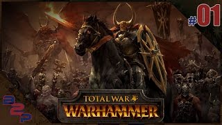 Total War: Warhammer - #1 Archaon - Gameplay Ita
