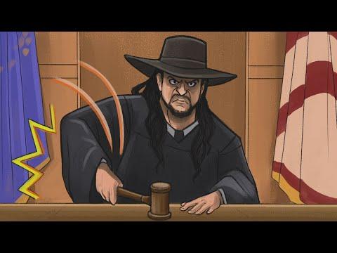 "Undertaker recalls presiding over ""wrestlers' court"": Undertaker: The Last Ride sneak peek"