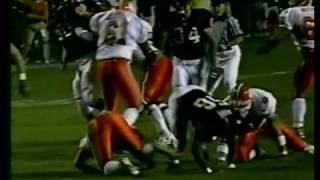 corey moore vs clemson 1999 welcome to the terror dome