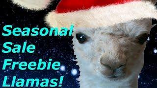 Fortnite - Upgrade Llama (Seasonal Sale Freebie! Opening) x2