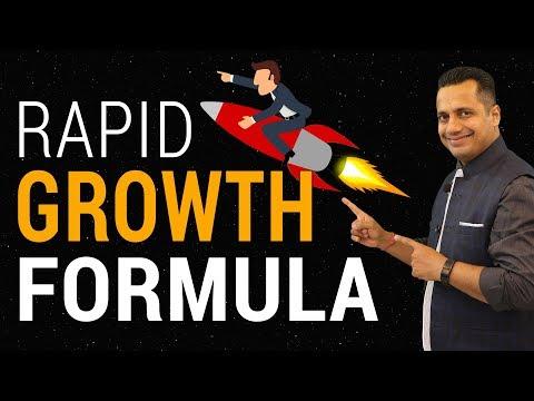 पॉवरफुल मोटिवेशनल वीडियो | Rapid Growth Formula | Dr Vivek Bindra