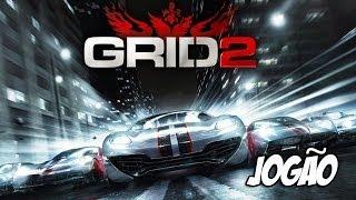 Jogão Grid 2 - PS3 PT/BR