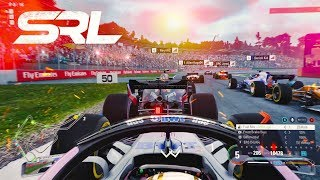 First F1 League Race of 2019!