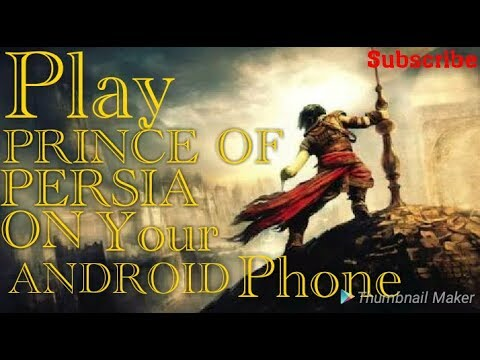 How To Download Prince Of Persia Java Game On Your Android Device 01 07 2018 Ch Studios Pvt Ltd Youtube