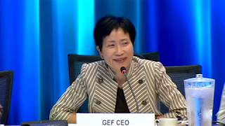 56th GEF Council Day 3 - June 12, 2019 PM Session